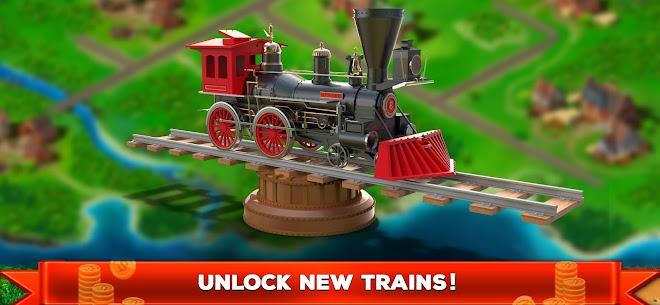 Idle Train Empire Mod Apk (Unlimited Money/Gold) 4