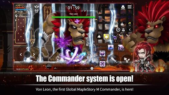 MapleStory M – Açık Dünya Oyun Oyna Full Apk İndir 1