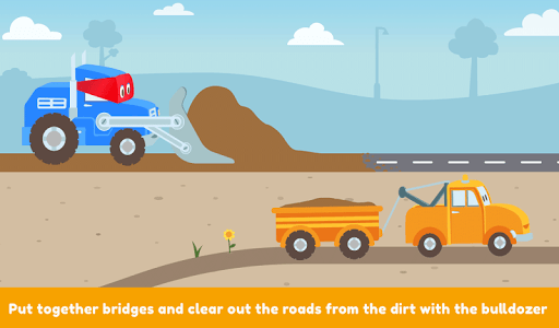 Carl the Super Truck Roadworks: Dig, Drill & Build 1.7.13 screenshots 15