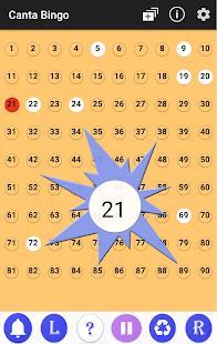 Bingo Shout - Bingo Caller Free 3.5.3 screenshots 1