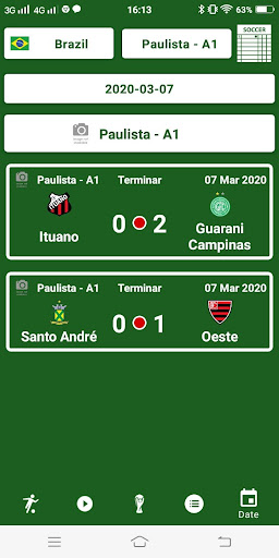 Ao Vivo Tudo 3.0.1 screenshots 2