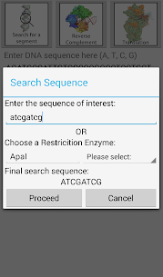 DNA2App  Sequence analyzer For Pc 2020 (Windows 7/8/10 And Mac) 5