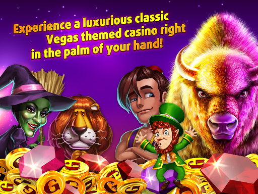 Real Casino 2 - Free Vegas Casino Slot Machines screenshots 19