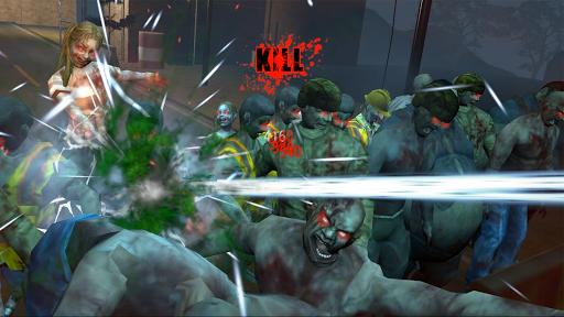 Zombie Hunter D-Day  screenshots 4