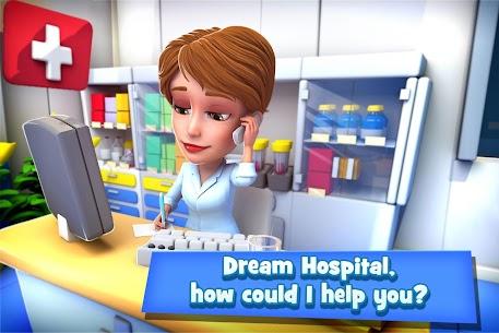 Dream Hospital MOD Apk 2.1.19 (Unlimited Money) 1