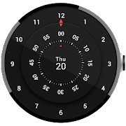 Roto Rally - 5 in 1 Watch Face Pack for Wear OS