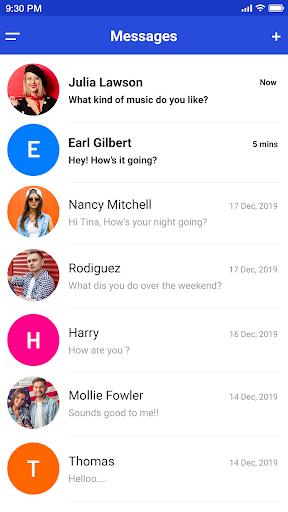 Messages apktram screenshots 1