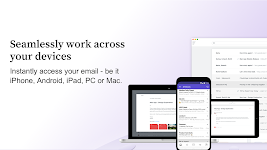 screenshot of Newton Mail - Email App for Gmail, Outlook, IMAP
