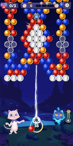 Bubble Shooter Blast - New Pop Game 2021 For Free apktram screenshots 10