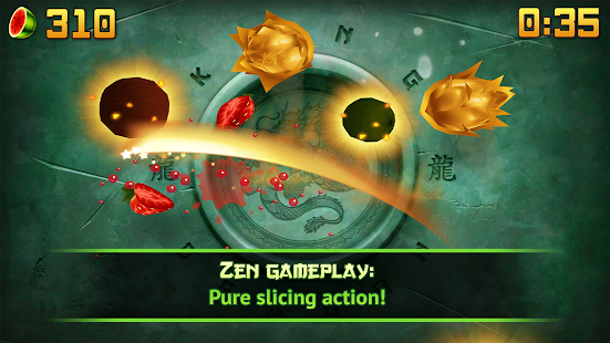 Fruit Ninja Classic Screenshot