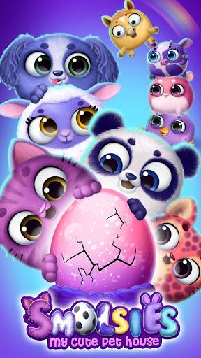 Smolsies - My Cute Pet House 5.0.142 Screenshots 5