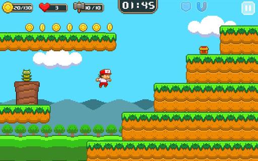 Super Jim Jump - pixel 3d 3.6.5026 screenshots 16