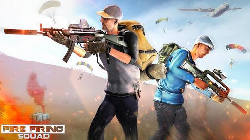 Télécharger Gratuit Fire Firing Squad: Free Battleground Survival Game apk mod screenshots 1