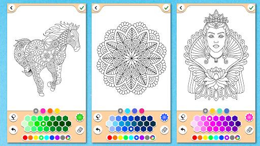 Mandala Coloring Pages 16.2.6 Screenshots 22