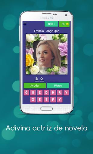 Adivina tu actriz de novela 8.9.1z screenshots 1