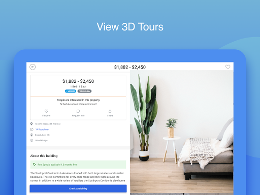 Zumper - Apartment Rental Finder 4.15.16 Screenshots 13