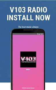 V103 Radio Atlanta FM Stations