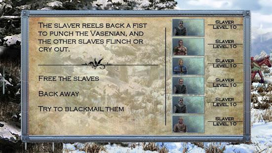 Скриншот №3 к Tales of IllyriaDestinies