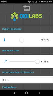 QiQi Smart Shower 0.0.17 Screenshots 2