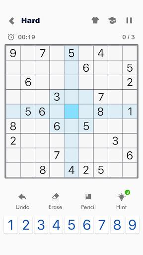 Sudoku Friends - Wake Up Your Brain Daily apkdebit screenshots 12