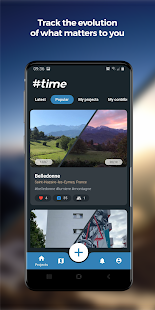 Download #time by Enlaps For PC Windows and Mac apk screenshot 1