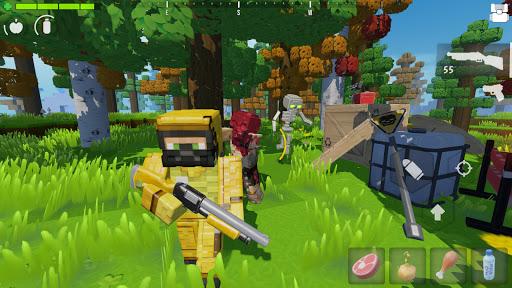 Huntercraft: Zombie Survival 1.1.0 screenshots 3