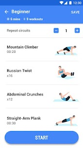 Abs Workout – 30 Day Ab Challenge 4