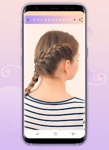 Hairstyles step by step 1.24.1.0 Screenshots 8