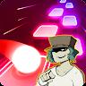 Smoke Em Out Struggle - Gracello Mod Hop tiles game apk icon