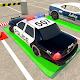Estacionamento moderno da polícia dos EUA para PC Windows