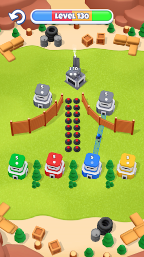 Tower War - Tactical Conquest androidhappy screenshots 2
