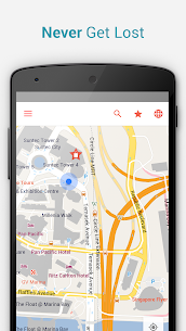 Singapore Offline City Map 12.0.2 (Play) Mod + Data for Android 2