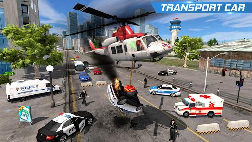 Helicopter Flight Pilot Simulator android2mod screenshots 10