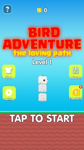Bird Adventure: The Loving Path 1.0 screenshots 1