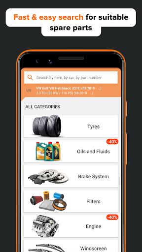 AUTODOC u2014 Auto Parts at Low Prices Online apktram screenshots 5