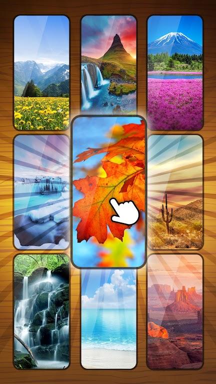 Blockscapes - Block Puzzle poster 3
