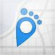 フットパス・ルートメーカー・地図をなぞって距離測定・ランニング、自転車、歩く、登山ナビ・地図距離