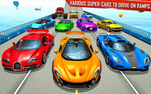 Mega Ramp Car Stunt Games 3d  screenshots 16