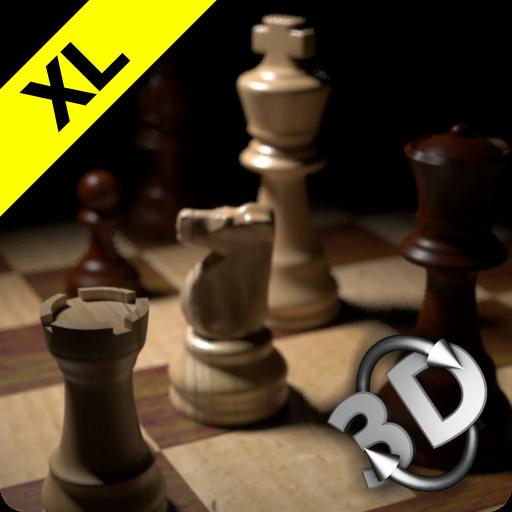 Chess Gyro 3D Parallax Live Wallpaper XLVersion