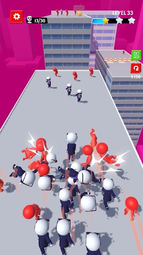 Run Race 3d : Fun Race - Short Cut Running Games  screenshots 2