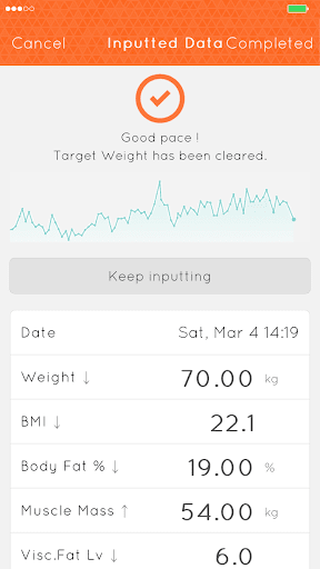 HealthPlanet 4.2.1 screenshots 2