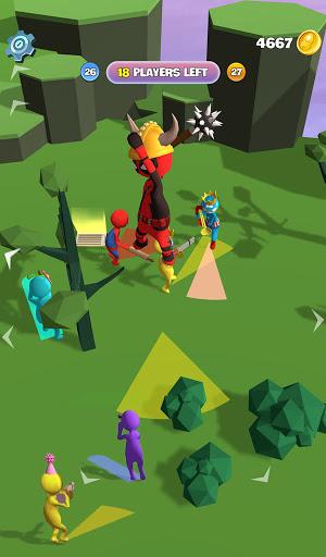 Stickman Smashers -  Clash 3D Impostor io games 1.0.5 screenshots 4