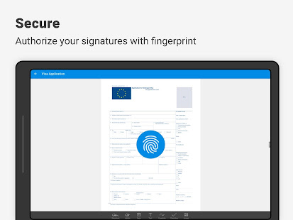 SignEasy   Sign PDFs, Docs, Upload & Fill Forms