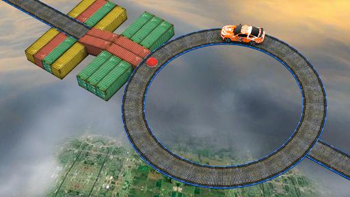 Stunt Car Impossible Track Challenge  screenshots 7