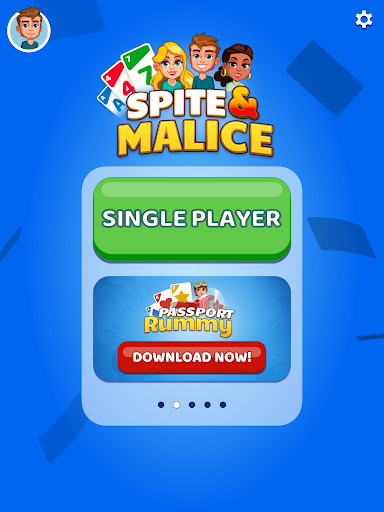Spite & Malice Card Game apkpoly screenshots 5