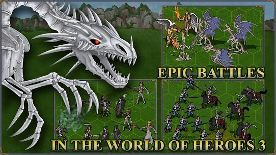 Heroes 3 MOD APK: Castle fight medieval (UNLIMITED GEMS) 6