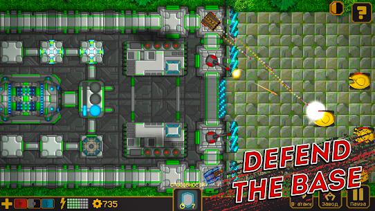 Tanks Defense Mod Apk Release 2.5.0 (A Lot of Money) 1