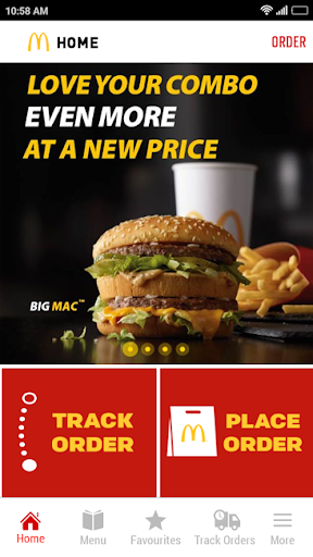 McDelivery Egypt  Screenshots 1