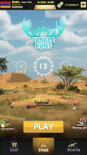 The Hunting World - 3D Wild Shooting Game 1.0.3 screenshots 6