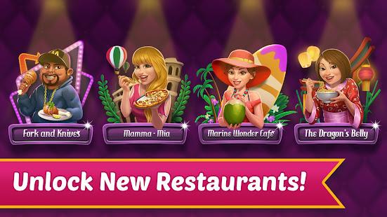 セレブシェフ:最高のレストラン料理ゲーム????????